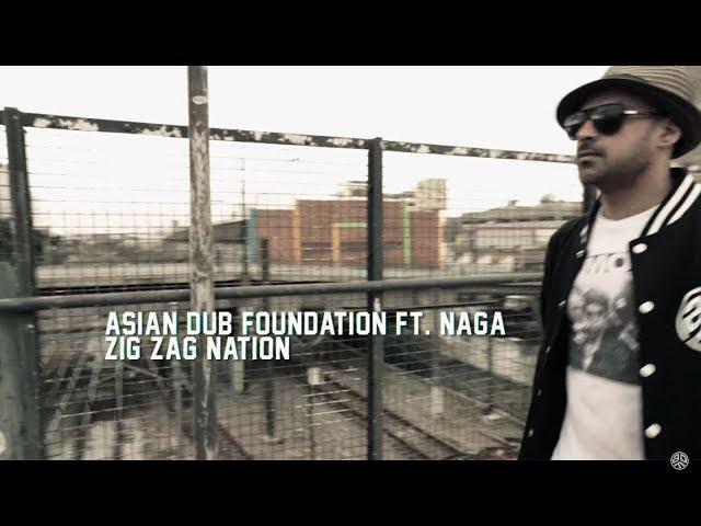 Vídeo de la canción de Zig Zag Nation de Asian Dub Foundation