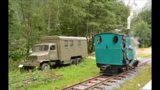 Fešáci-  Strašidelný vlak