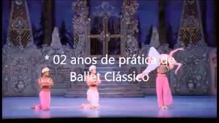 """Audição """"O Quebra - Nozes """" 2012 -  Anápolis-GO"""