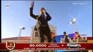 """JORGE GUERREIRO """"Ninguém"""" em Nisa na Festa da Páscoa 2017 TVI - Contacto para Festividades"""
