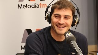 """Iker Casillas en Melodía FM: """"En mi pueblo soy el Casillas menos famoso"""""""