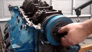 455 Olds rebuild part 4
