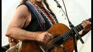 Whiskey River by Willie Nelson from his Willie and Family Live album