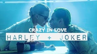 HARLEY QUINN & JOKER | CRAZY IN LOVE (Sub. Español)