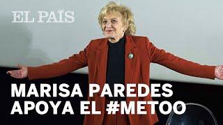 """Marisa Paredes: """"Basta de sentirnos humilladas por el poder de los hombres""""   Cultura"""