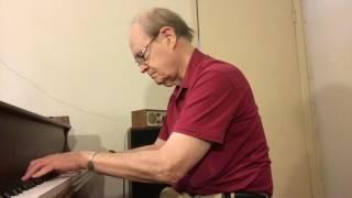 ETarte piano cover from Mozart Piano Concerto 27, 2nd movement