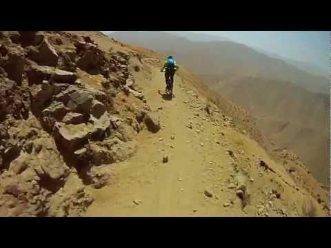 Amazing mountain biking trip to Peru.