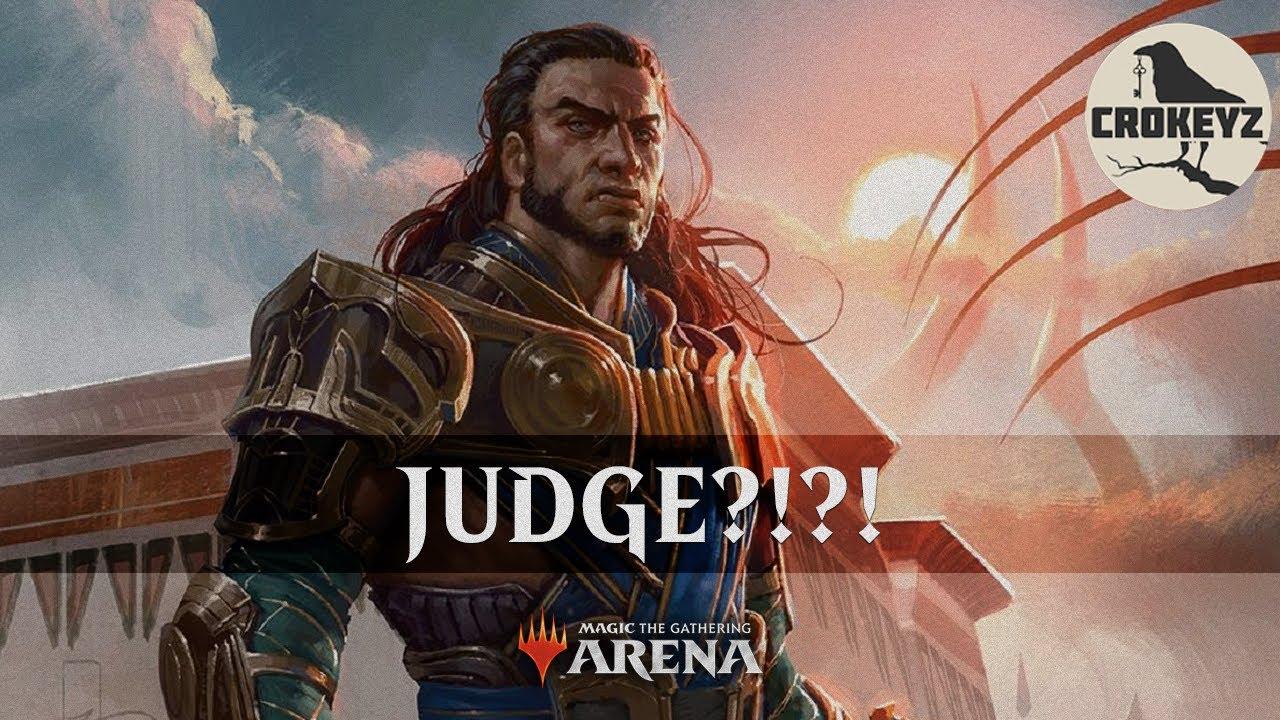 crokeyz - Someone call the judge! | CROKEYZ Historic Bant