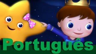 Brilha, Brilha, O Principe e a Estrela | canções infantis | LittleBabyBum