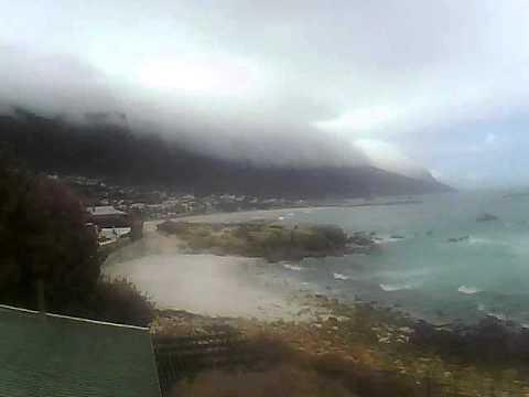 Timelapse Video – Glen Beach & Camps Bay – 14/10/2011