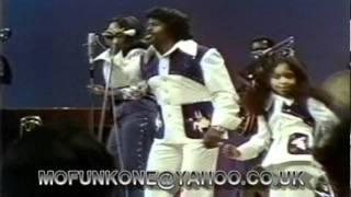 JAMES BROWN & THE J.B.'S - HELL. LIVE TV PERFORMANCE 1974