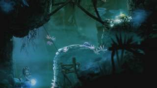 Ori and the Blind Forest OST - 12 - Down the Moon Grotto