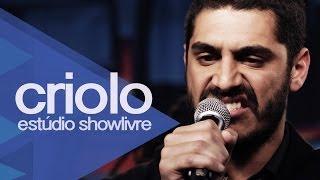 """Subirusdoistiozin"" - Criolo no Estúdio Showlivre 2011"