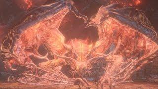 Dark Souls III - SUPER Demon In Pain Vers. (Demon Prince) - SOLO, NO DAMAGE (NG+7)