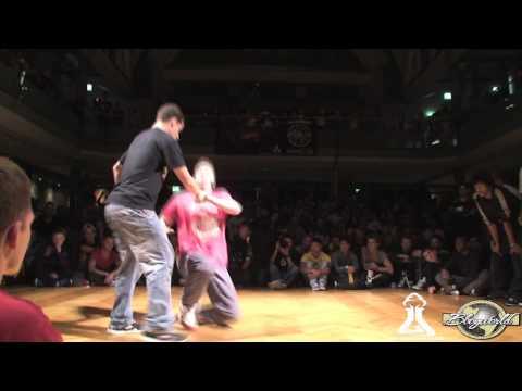 TEAM SHMETTA vs TOP EASTSIDE DOGZ Part 1 | EVOLUTION EUROPE 2011