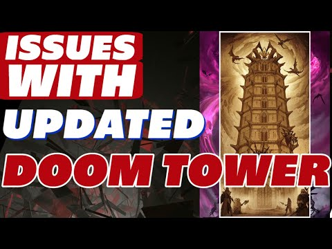 Why is Doom Tower HARDER? Lets break it down. Raid Shadow Legends Doom Tower changes