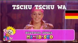 Tschu Tschu Wa (Chu Chu Ua Deutch) - Minidisco DE