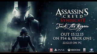 Assassin's Creed Syndicate | Jack Rozparovač - Story trailer | CZ titulky [HD]