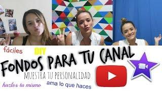 FONDOS PARA TUS VIDEOS!!!
