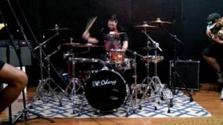 Thiaguinho Drummer Rock 33