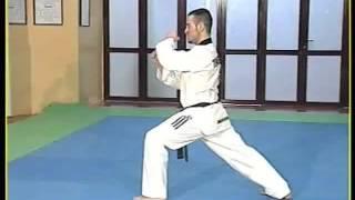 Forma de Taekwondo 8. Taeguk Pal Jang WTF