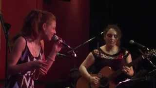 Cry Me A River (Julie London) Maya and Shelley Segal live at Dizzy's 2014