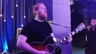 Gavin James - You don't know me - Showcase 3arena, Dublin [HD]