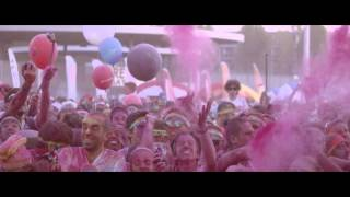 The Color Run Preview Official Video Milano 06.09.2014