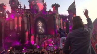 Tomorrowland 2015 (Belgium) - Martin Garrix: Forbidden Voices vs. Runaway