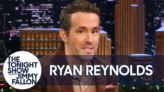 Ryan ReynoldsReveals How He Snagged the