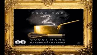 Gucci Mane - Bullet Wound (feat. Lil Wayne & Young Scooter) [Trap God 2]