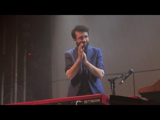 Vídeo de un concierto en la sala Salamandra.