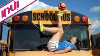 Indi Cowie : High School Soccer Freestyle Training | Green Hope High