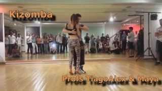 Djodje - Uma Chance - Kizomba TiagoAlex & Maya