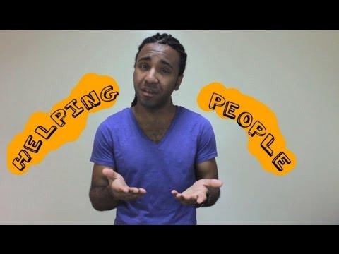 Thabit Show - Helping People | برنامج ثابت - مساعدة الاخرين