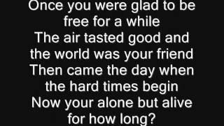 Iron Maiden - Gangland Lyrics