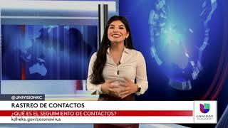 RASTREO DE CONTACTOS