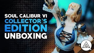 Soul Calibur VI Collector's Edition Unboxing