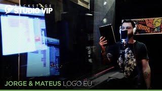 Jorge & Mateus - Logo Eu (Webclipe - Studio Vip)