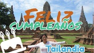 VideoRegalo en Tailandia, Cumpleaños de Demian