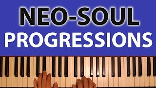 Simple Tricks for Creating Neo Soul Chord Progressions width=