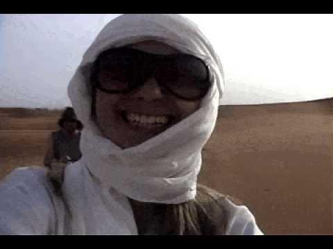 Camel Trek in Morocco