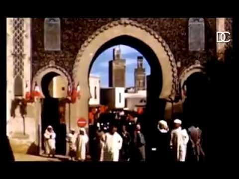 Le Maroc dans les années 50 / Morocco in the 50's