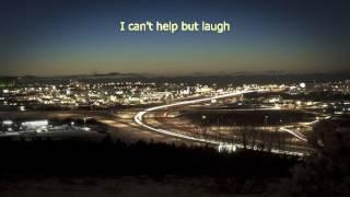 Brett Young   Makin me say (Simple Lyric Video)