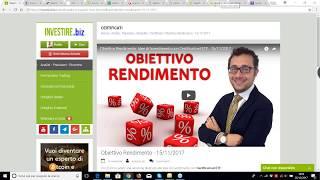 Obiettivo Rendimento 05.12.2017 con Enrico Lanati