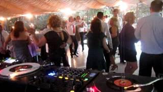 DJ Vinny Vinagre Casamento Vinil Set
