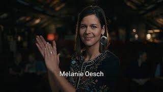 Melanie Oesch #clap4culture