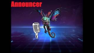 Brightwing Announcer Quotes