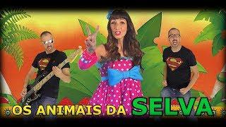 OS ANIMAIS DA SELVA - Xana Toc Toc (cover by JOSÉ ABREU)