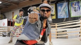 Silento - Watch Me (Whip/Nae Nae) #WatchMeDanceOn   @AntoineTroupe Choreography